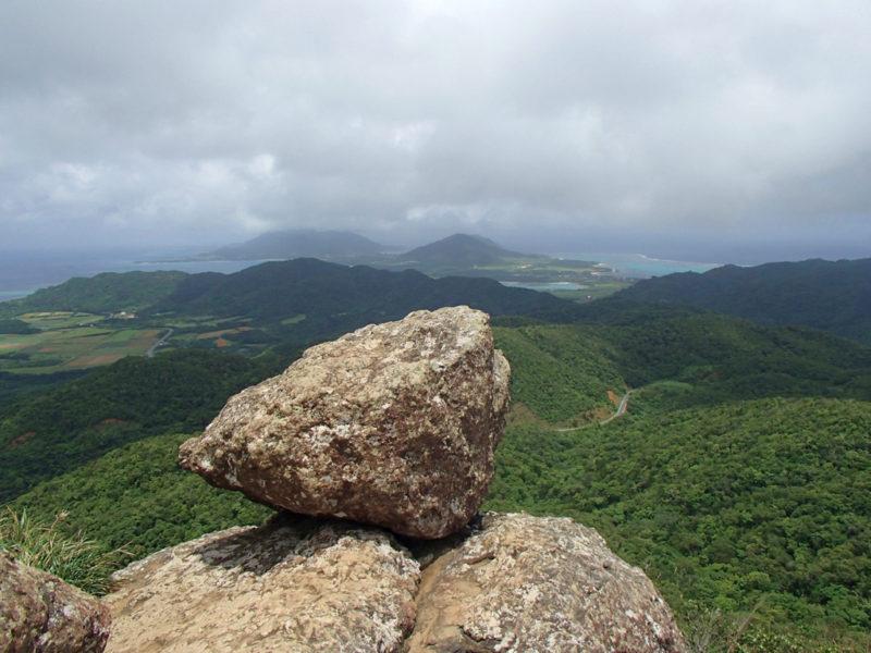 野底マーペーの山頂