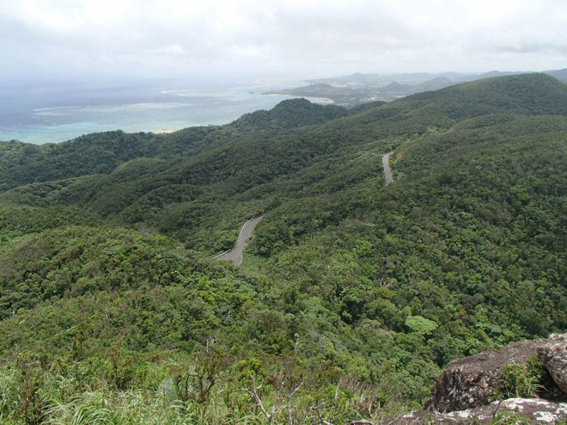 マーペーの山頂からの眺め