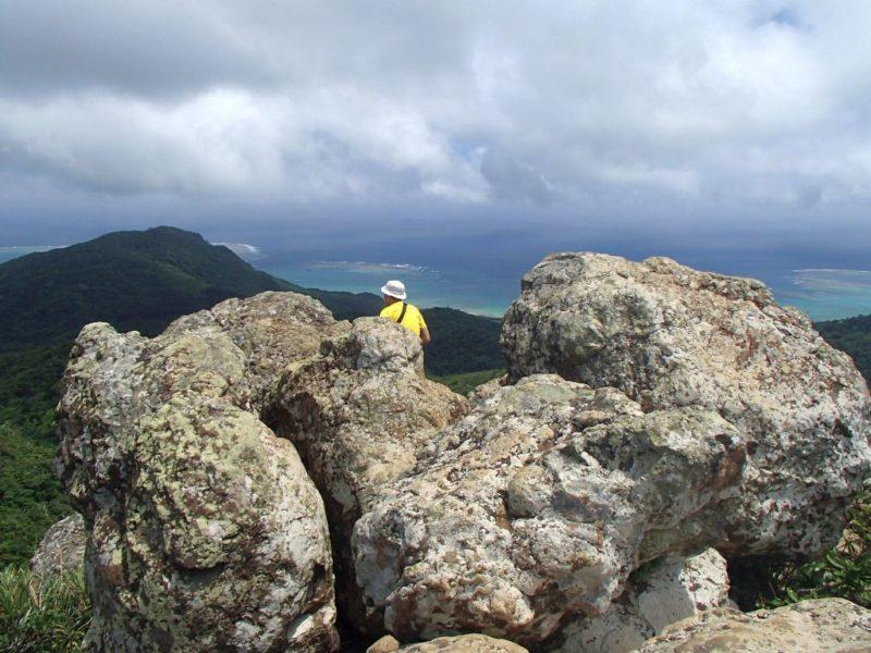マーペー山頂の様子
