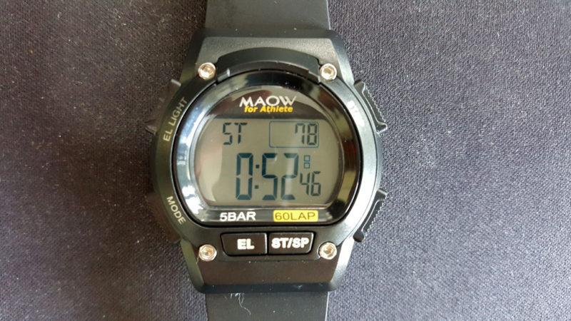 マルマンのMAOW腕時計
