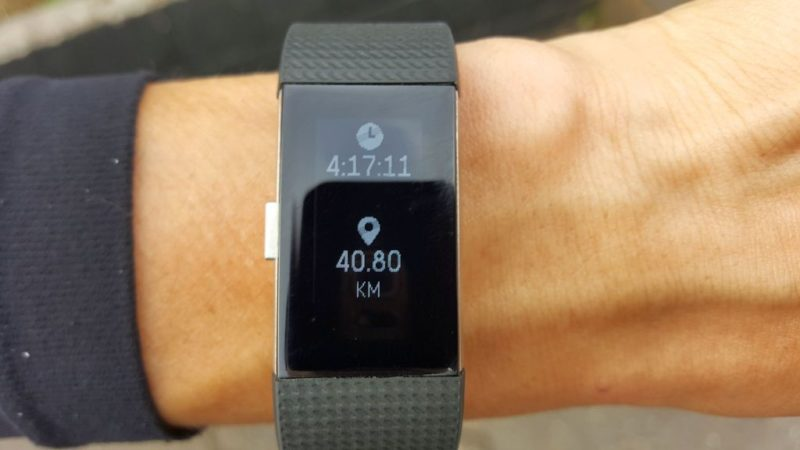 Fitbit Charge 2の記録
