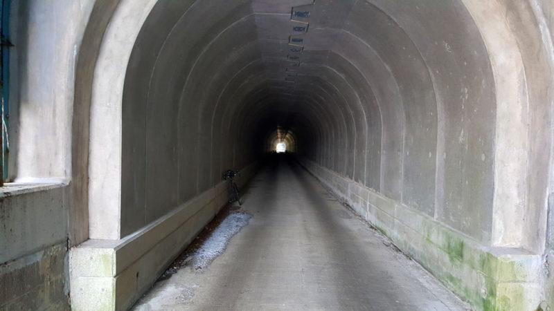 馬坂トンネル