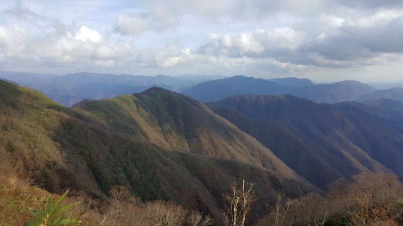 前山からの眺め