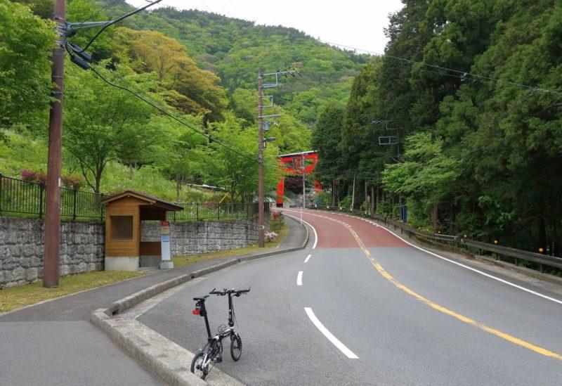 箱根の旧東海道
