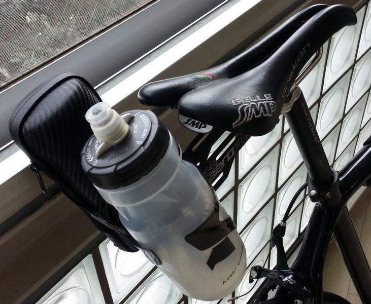 ロードバイクのボトル