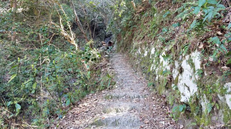 高尾山の蛇滝ルート